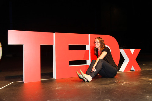 Jennifer O'Farrell: TEDxRiverside speaker