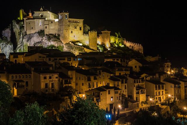 Alquezar Noche - Huesca (Explored)
