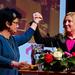 Eva-Lis Sirén och Johanna Jaara Åstrand