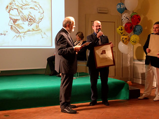 "2016 - Lucca - Premio ""Città di Lucca"" a Herr Kompositor"