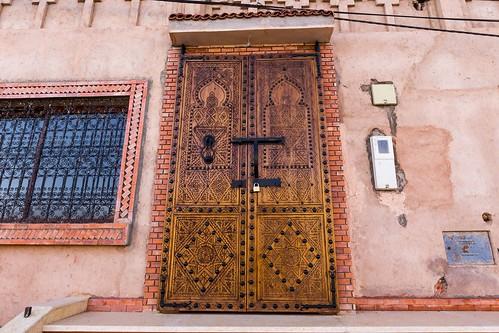 Ouarzazate Tür