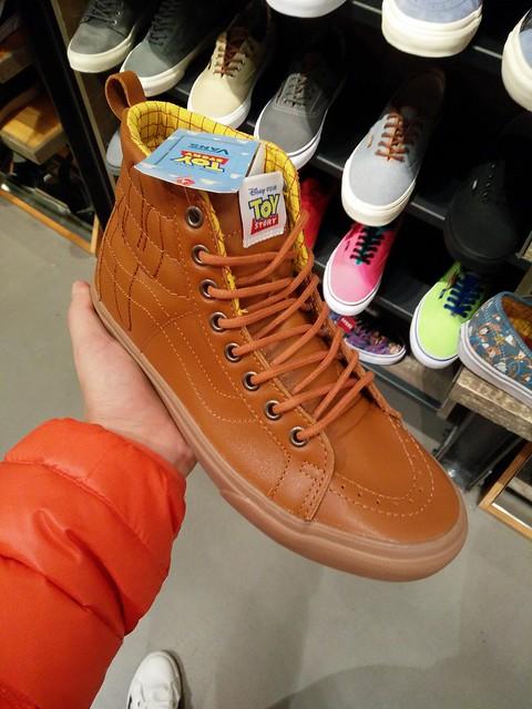 woody boots vans