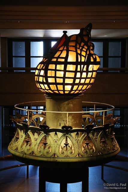 Torch Sculpture