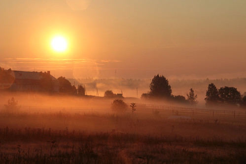 morning summer sun mist nature beautiful field misty fog barn sunrise suomi finland dawn countryside finnland farm country foggy finlandia フィンランド finlande finlândia finnország finlanda finlàndia финляндия finnishsummer finnlando فنلندا