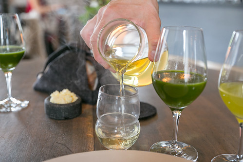 Herbal Tea, Lemongrass, and Mint
