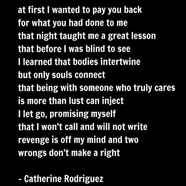 Revenge Poems 3