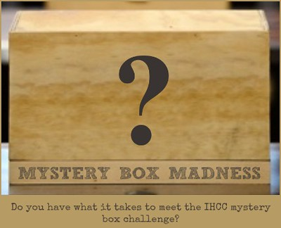 Mystery Box Badge | by Couscous & Consciousness
