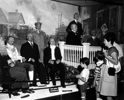 Vintage Potters Wax Museum | by Potter's Wax Museum