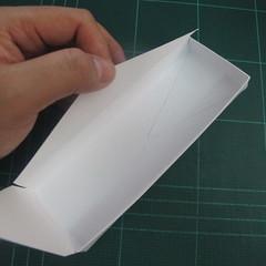 วิธีทำกล่องกระดาษสำหรับใส่ของเป็นลายดอกไม้ (Botanical paper box DIY printable template) 004