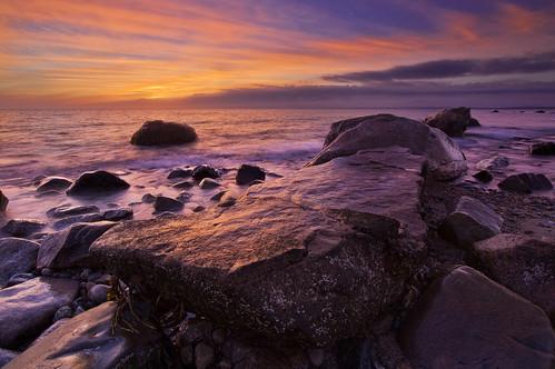 sunset seascape beach massachusetts westport canon6d canonef14mmf28lii gooseberryneck