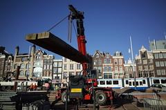 Amsterdam construction