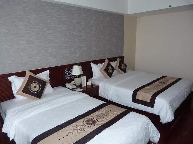 Habitación de hotel en Vietnam