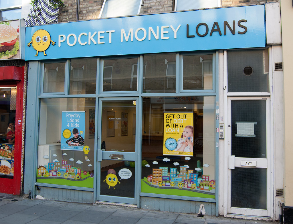 Pocket Money Loans - Payday Loans for Kids | Payday Loans ...