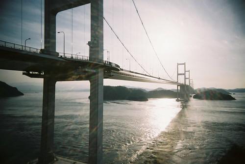 来島海峡大橋   by kaidouminato
