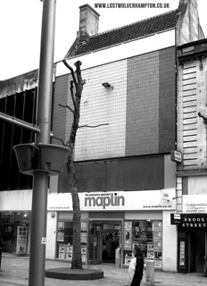 Maplins today | by Lost Wolverhampton