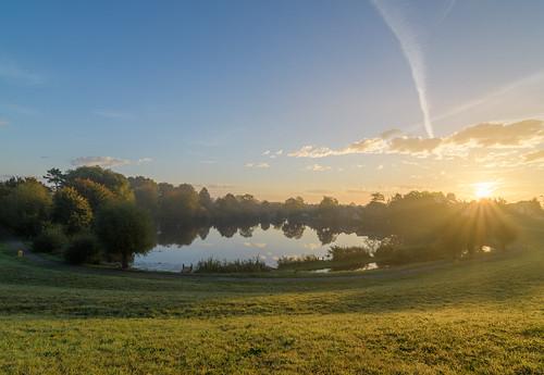 rijzewiel alblasserwaard nederland keesmolenaar sunrise zonsopkomst mist fog nature netherlands nikon d500 wideangle tokina1224f4 vroeg herfst autumn colors ngc
