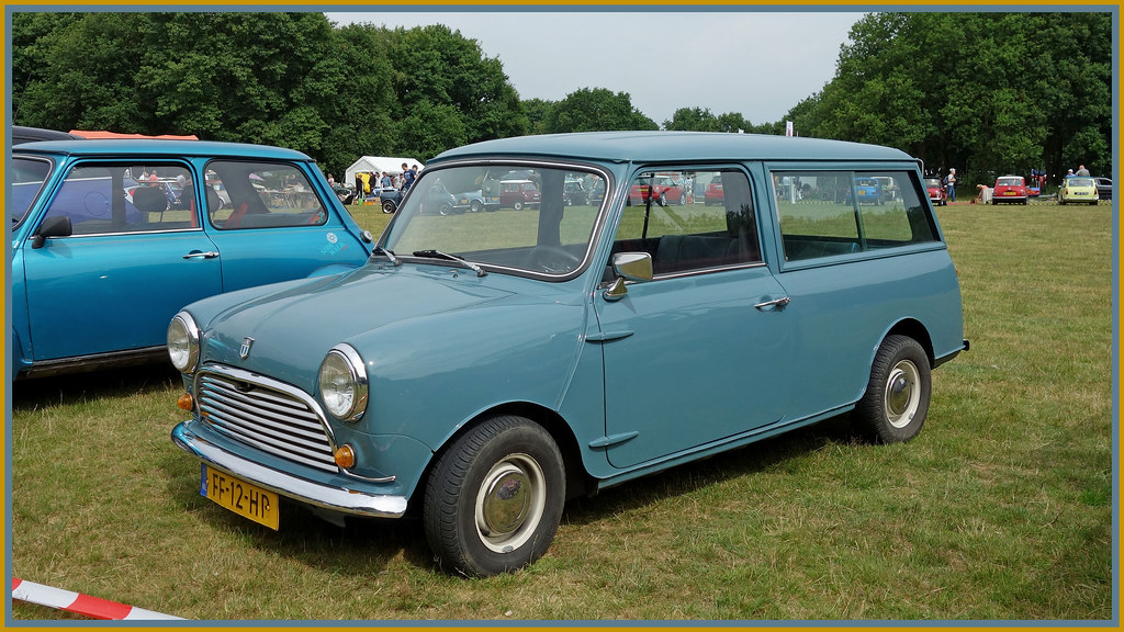 Mini Clubman Estate 1978refurbished By 7heaven With A Flickr