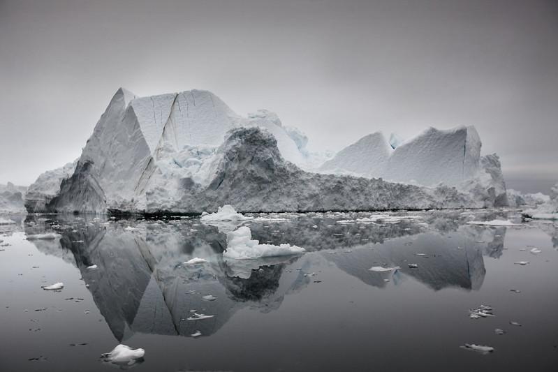 Iceberg, Ilulissat Icefjord