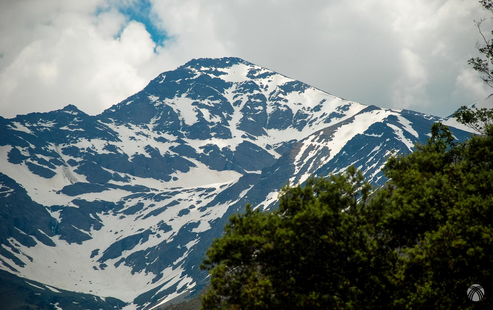 Mulhacén, el rey de Sierra Nevada