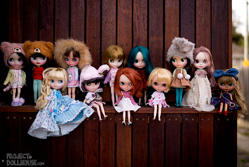 The Motley Crew | by Project Doll House