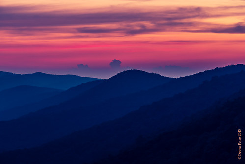sunset sky mountain mountains georgia landscape outdoor naturallight mountainside blueridgemountains georgiamountains sunsetmountaintops