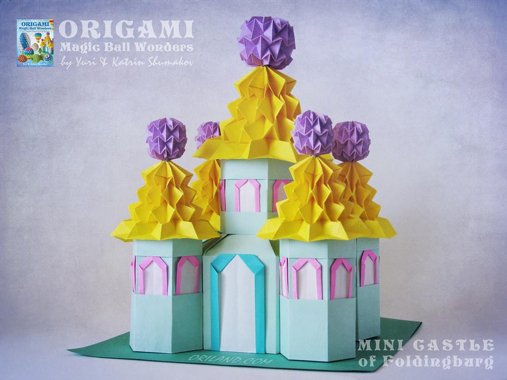 SPOTLIGHT – Hogwarts Castle Paper Model   Learn 2 Origami ...   768x1024