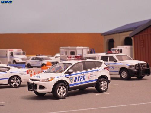NYPD Ford Escape Photo