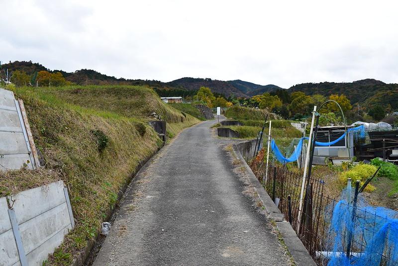 勝尾寺参道