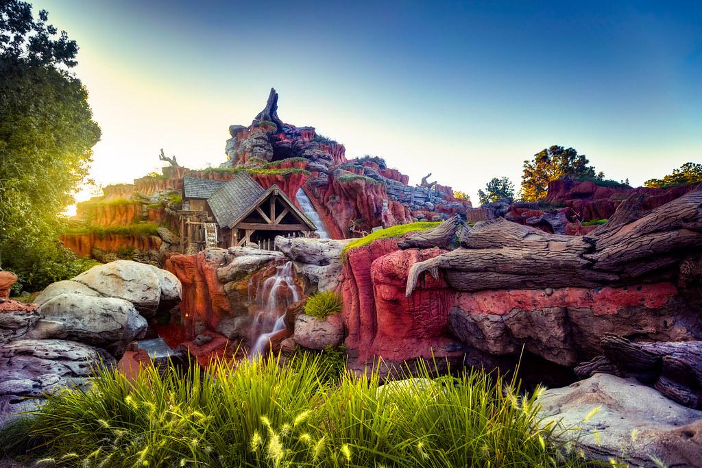 Image result for splash mountain flickr