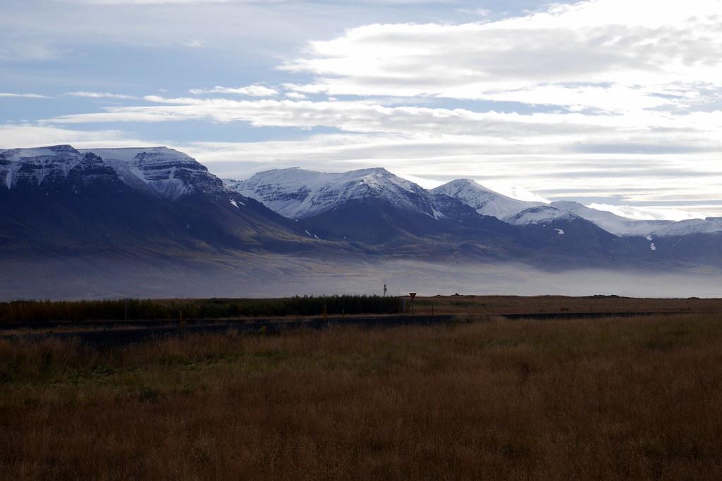 Snow Capped Range