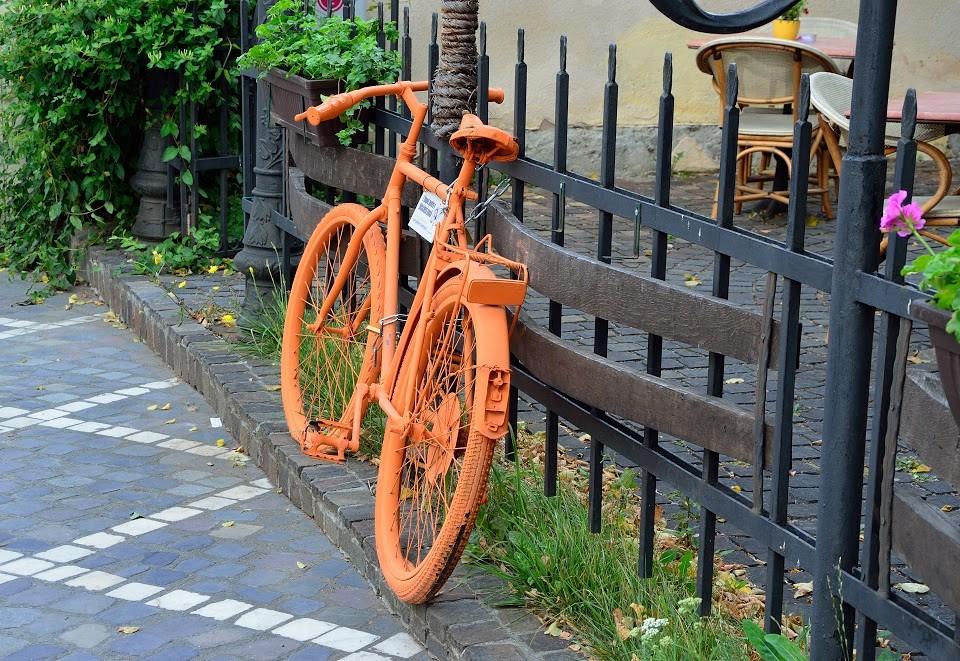 """Let's """"orange"""" :-)"""
