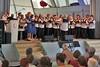 Der Chor der Banater Schwaben Karlsruhe singt ein Seemannspotpourri