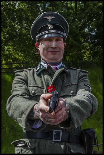 SS Untersturmfuehrer, Panzer Division Totenkopf