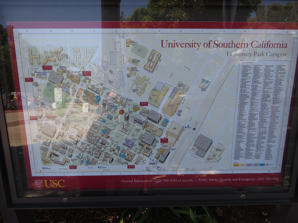 Usc University Of Southern California Map on apartment site map, interstate 5 california map, pomona college california map, california colleges and universities map, risk board game map, usc campus dorms, uc merced california map, university california irvine map, california rest area map, irvine bike trails map, california community colleges map, uci medical center parking map, uci building map, dominican university of california map,