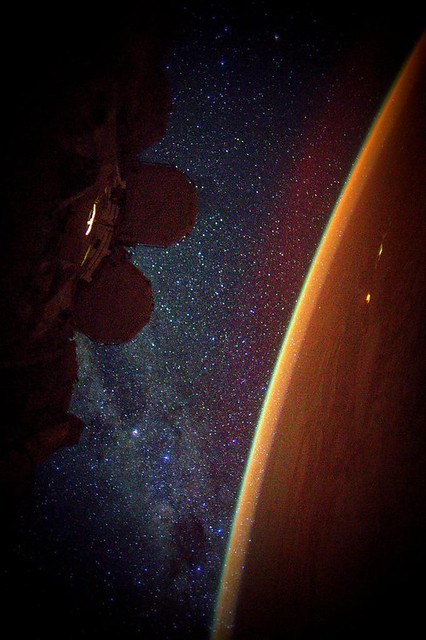 Mission midway point ISS-ScottKelly (09-15-15)