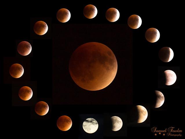 Blood Moon/ Lunar Eclipse  9/27/15