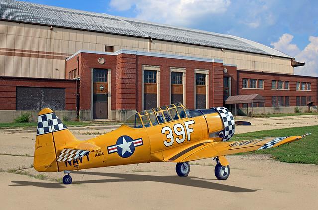 T-6-SNJ Texan