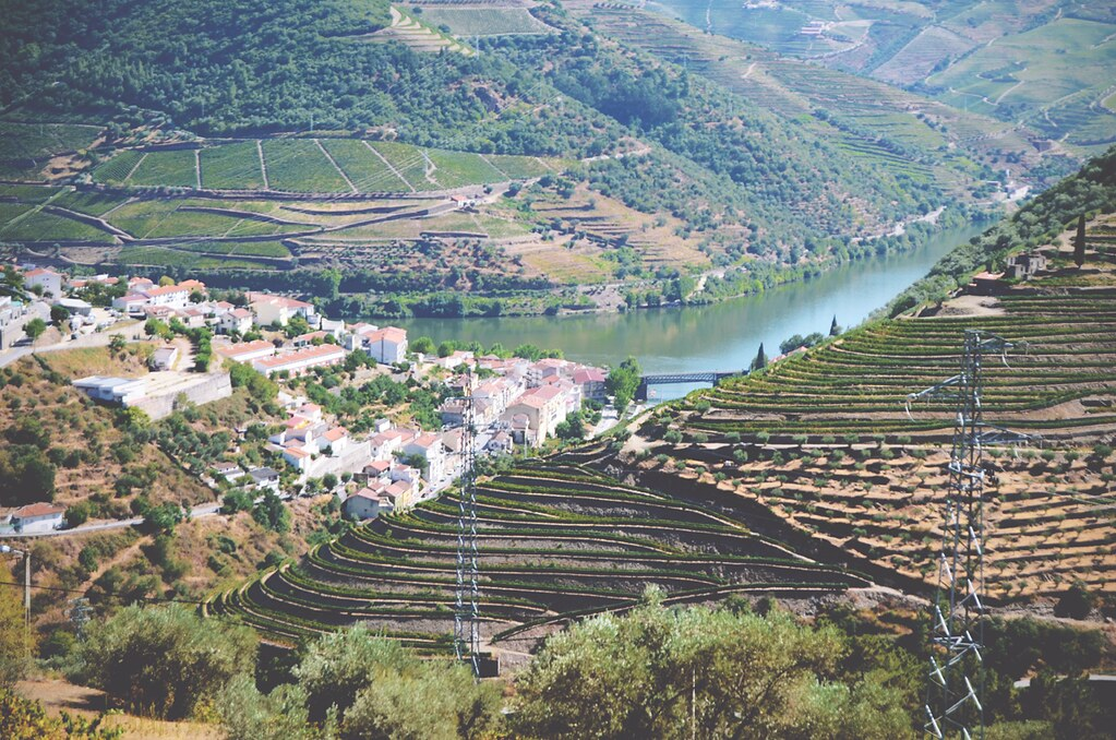 Douro Vallei, Portugal | via It's Travel O'Clock