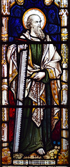 St Simon (Clayton & Bell, 1880)