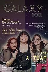Galaxy Doll Magazine
