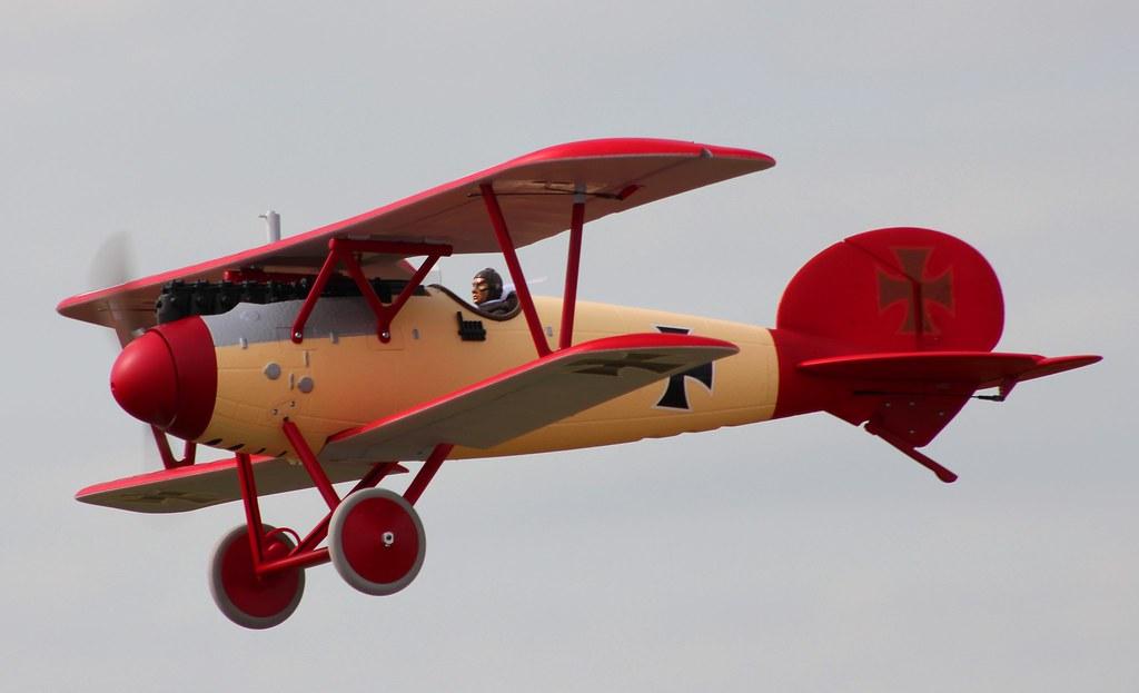 Albatros D Va - Parkzone RC Model | Wingspan 1070mm