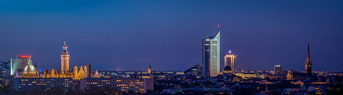 Panorama of Leipzig | by daniel_moeller
