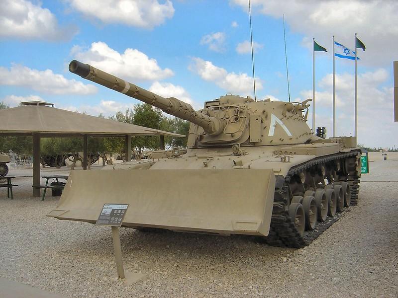 M60 - Magach 6 18