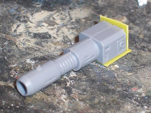 Patlabor +++ 1:60 Fire-fighting Labor (Whif/Brocken conversion) - WiP | by dizzyfugu