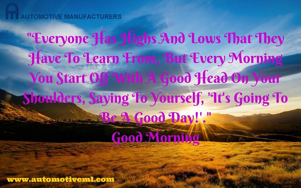 Good Morning Quotes - Happy Friday - TGIF - Inspirational ...