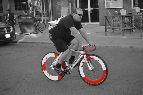 guy on bike
