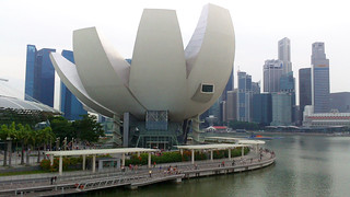 Art Science Museum, Singapore | by Vesna Middelkoop