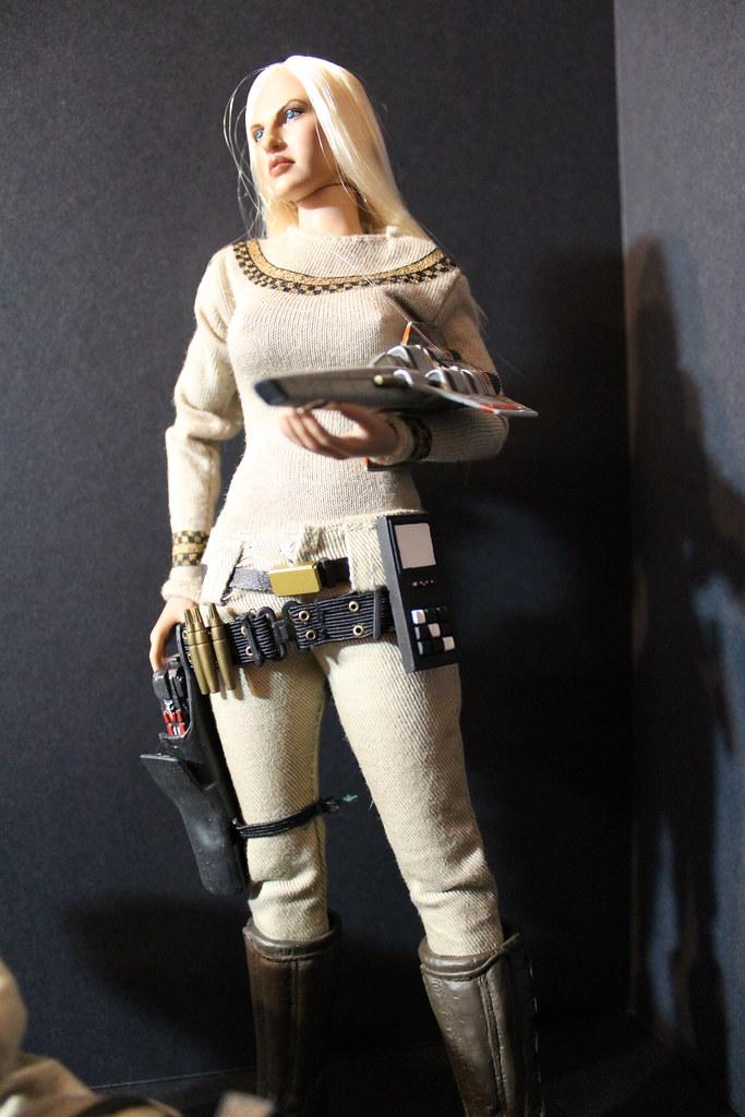 1 6 Female Viper Pilots From The Classic Battlestar Galact