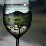 A refreshing glass of the Lake District