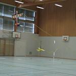 Fliegen in Rosshäusern Indoor